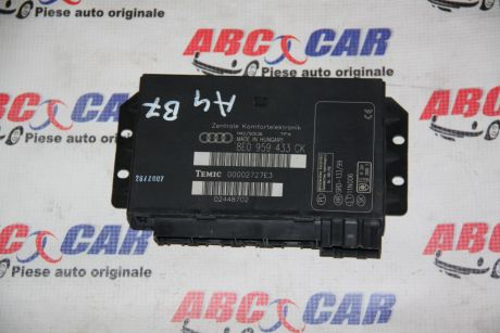 Calculator confort Audi A4 B6 8E 2000-2005 8E0959433CK