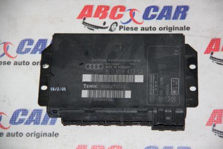 Calculator confort Audi A4 B78E 2005-2008 8E0959433CA