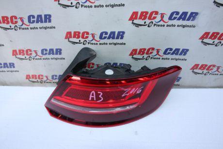 StopLED dreapta caroserie Audi A3 8V Sportback 2012-20208V4945070