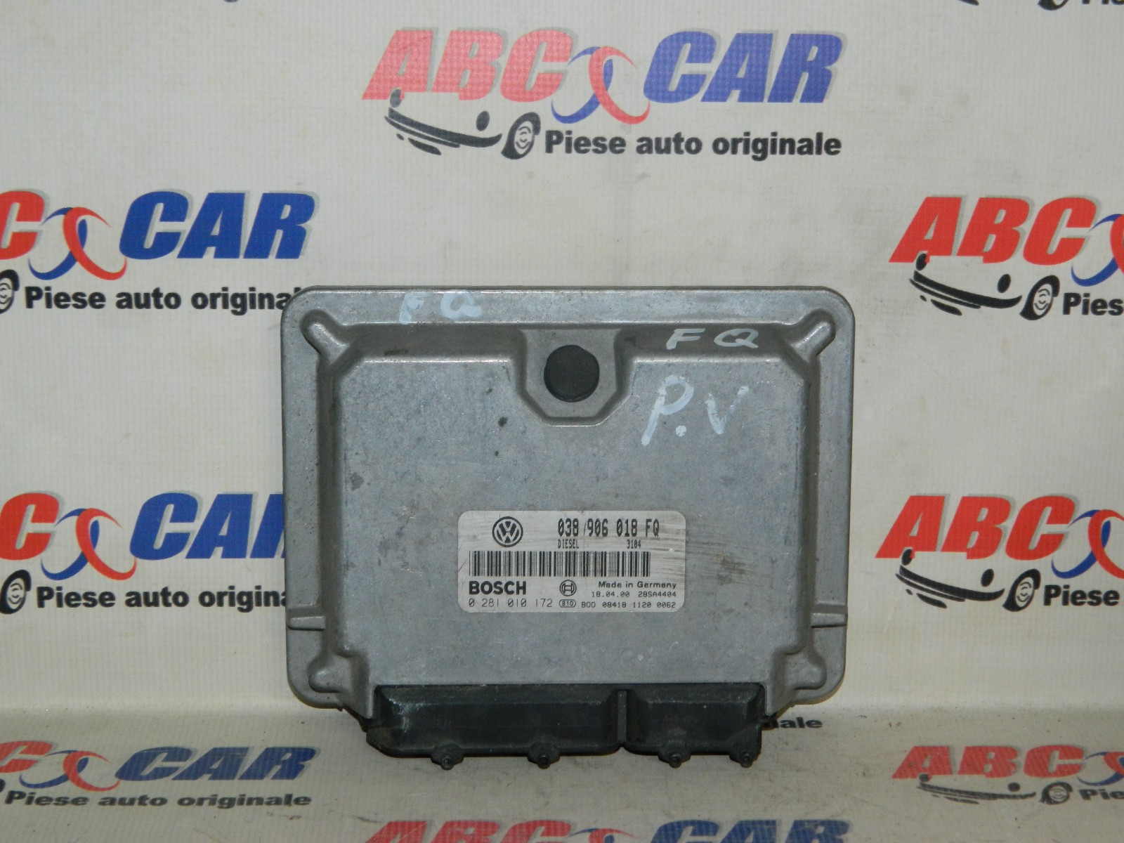 Calculator Motor Vw Passat B5 1 9 Tdi Ahu 90cp 038906018fq Piese