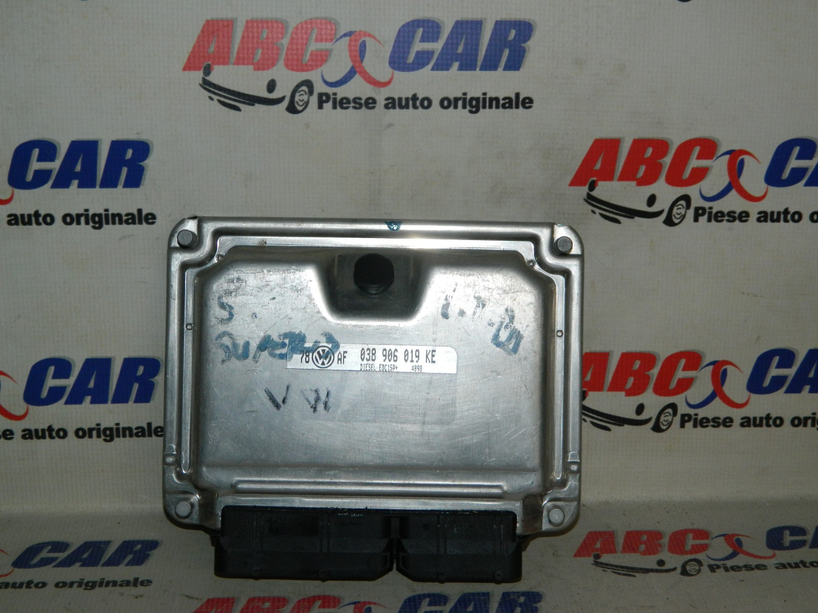Calculator Motor Vw Passat B5 1 9 Tdi 131cp Awx 038906019ke Piese