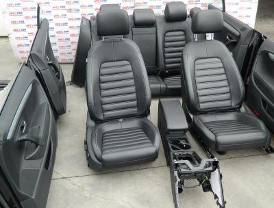 Interior din piele full electric VW Passat CC 2008-2016