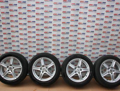 Set jante aliaj R16 DEZENTVW Golf 52005-2009 7Jx16H2, ET35, 5x112