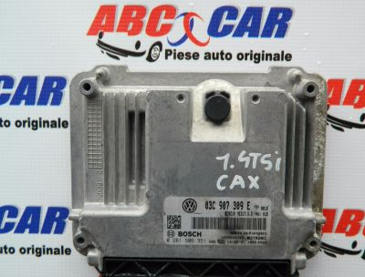 Calculator motor VW Passat B7 2010-2014 1.4 TSI 03C907309E