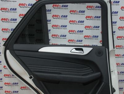 Boxa usa stanga spate Mercedes ML-Class W166 2012-2015