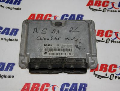 Calculator motor Opel Astra G 1999-2005 2.0 DTI 09133267CQ