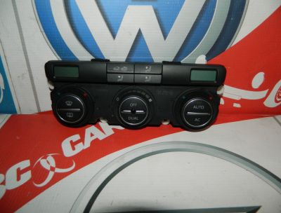 Panou climatronic VW Golf 5 Cod: 1K0907044CT
