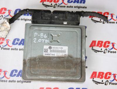 Calculator motor VW Passat B6 2005-2010 2.0 TDI 03G906018BK