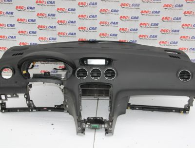 Plansa bord cu airbag pasager Peugeot 308 (T7) 2007-2013