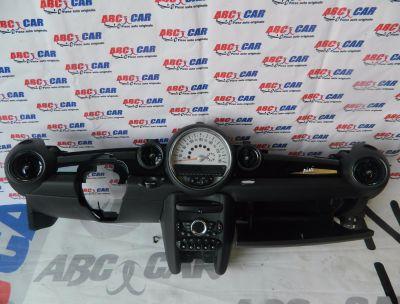 Plansa bord Mini Cooper Clubman R55 2007-2014 fara airbag