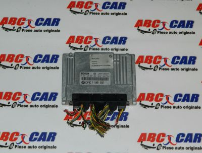 Calculator motor BMW Seria 3 E46 1998-2005 1.8 Benzina 7508292
