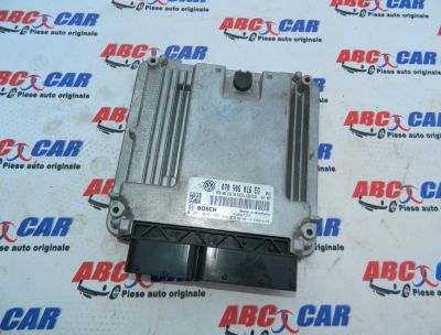 Calculator motor VW Touareg 7L 5.0 TDI V10 2003-2010 070906016EG