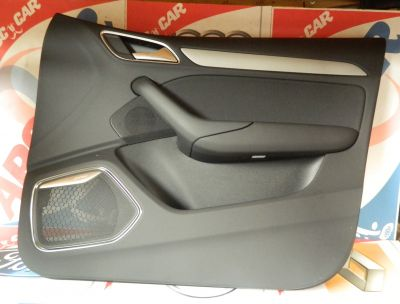 Fata / Tapiterie usa dreapta fata Audi Q3 8U 2011-2018 8U1867106