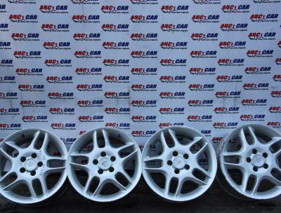 Set jante aliaj 5X100 VW Beetle R15 2002-2010