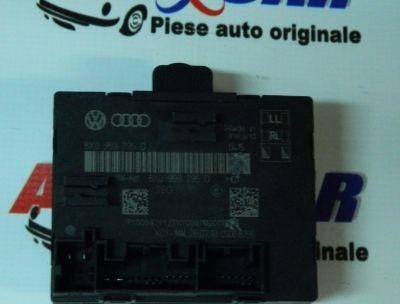 Modul control usa dreapta spate Audi A1 8X 2010-In prezent 8X0959795D