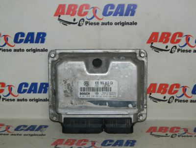 Calculator motor Seat Leon 1M1 1999-2005 1.9 TDI 038906012CA