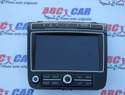Display NAVI RNS 850 VW Touareg (7P) 2010-In prezent 7P6919603J