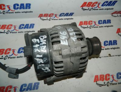 Alternator Bosch BMW Seria 3 E46 1998-2005 1.9B  14V 40/70 Amp 0123315022