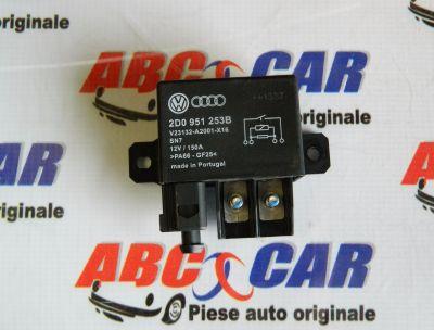Comutator baterie VW Touareg (7L) 2003-2010 2D0951253B