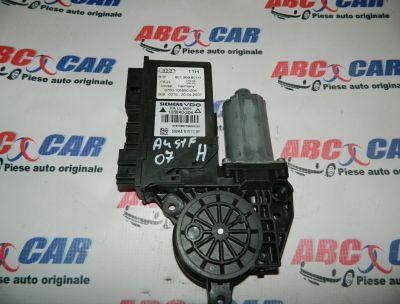 Motoras macara usa stanga fata Audi A4 B7 8E 2005-2008 Cod: 8E1959801H