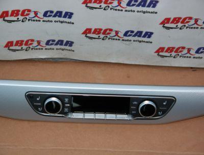 Panou climatronic Audi A5 (F5) 2016-prezent 8W0820043H