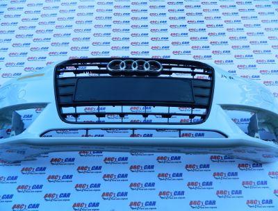 Grila centrala bara fata Audi A4 B8 8K 2012-2015 facelift 8K0853651E