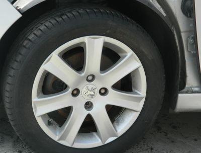 Set jante Aliaj  Peugeot 207