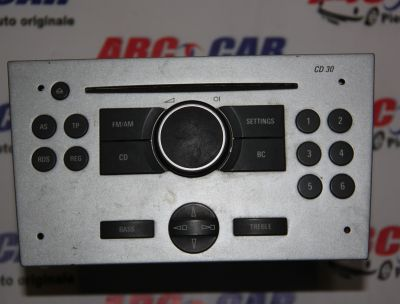 CD-Player CD30 Opel Corsa D 2006-2014 13190855 MD