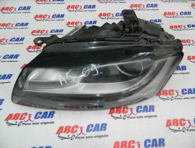 Far stanga Bi-xenon Led Audi A5 8T 2008-2012 8T0941003AK