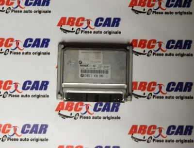 Calculator motor BMW Seria 3 E46 1998-2005 1.8 Benzina 1430940