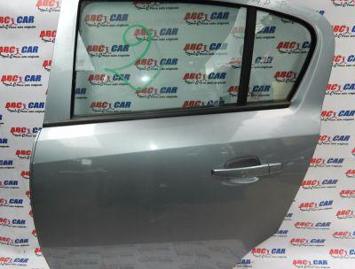 Geam mobil usa stanga spate Opel Corsa D 2006-2014