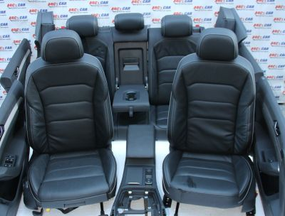 Interior din piele (anglia) ergocomfort VW Arteon 2017-prezent