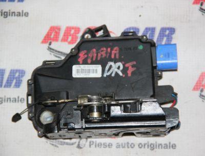 Broasca usa dreapta fata Skoda Fabia 2 (5J) 2007-2014 3B1837016BP