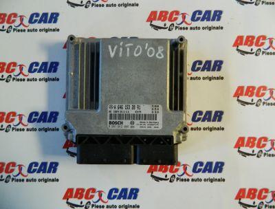Calculator motor MercedesVito W639 2004-2013 2.2 CDI A6461532891