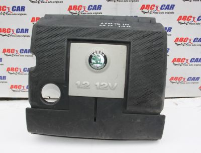 Capac motor cu carcasa filtru aer Skoda Fabia 1 (6Y) 2000-2007 1.2 12v03E129607F
