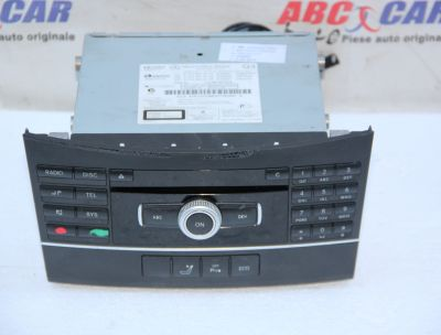 Radio CD Mercedes E-Class W212 2010-2015 A2129004910