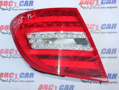 Stop stanga LED Mercedes C-Class S204 (break) facelift 2011-2014 A2048204664