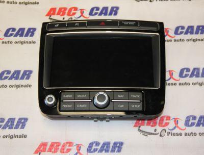 Display navigatie RNS 850 VW Touareg (7P) 2010-20187P6919603J