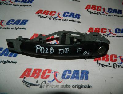 Maner deschidere exterior usa dreapta fata VW Polo 9N 2004-2008