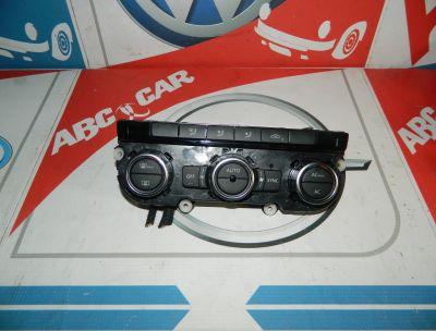 Panou clima VW Passat B7 Cod: 3AA907044B