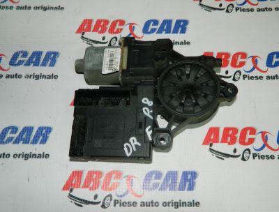 Motoras macara usa dreapta fata VW Passat B7 2010-2014 Cod: 3C0959792B