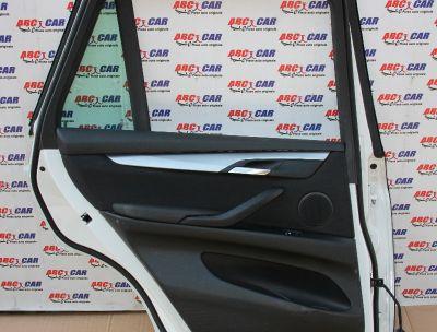 Tapiterie usa stanga spate BMW X5 F15 2013-In prezent