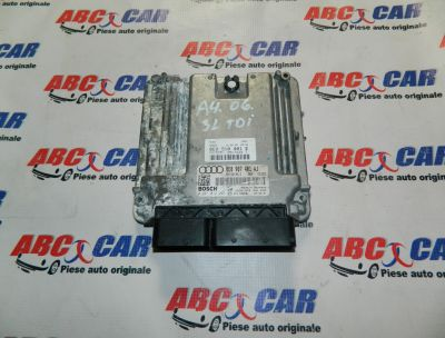 Calculator motor Audi A4 B7 8E 2005-2008 3.0 TDI 8E0907401AJ