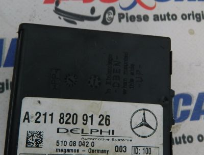 Modul alarma Mercedes S Class S220 1999-2005 COD: A2118209126