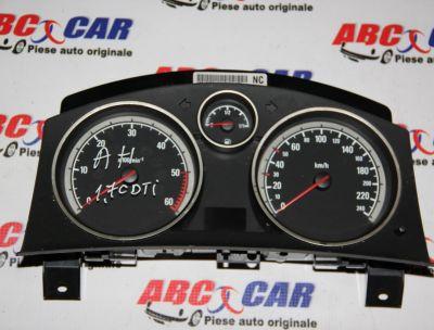 Ceas bord Opel Astra H 2005-2009 1.7 CDTI13216660