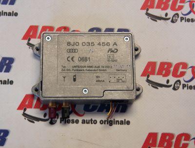 Amplificator antena Audi A1 8X 2010-In prezent 8J0035456A