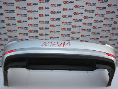 Bara spate (model cu 4 senzori) Skoda Octavia 3 (5E3) combi facelift 2017-prezent