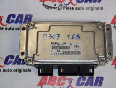 Calculator motor Peugeot 307 2001-2008 1.6 16v 9643840680