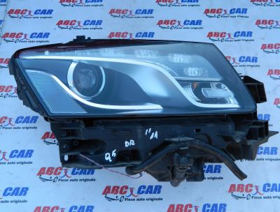 Far dreapta Bi-xenon Led Audi Q5 8R 2008-2016 8R0941004AT