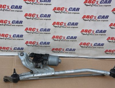 Ansamblu stergator cu motoras Dacia Sandero 2007-20123397020879